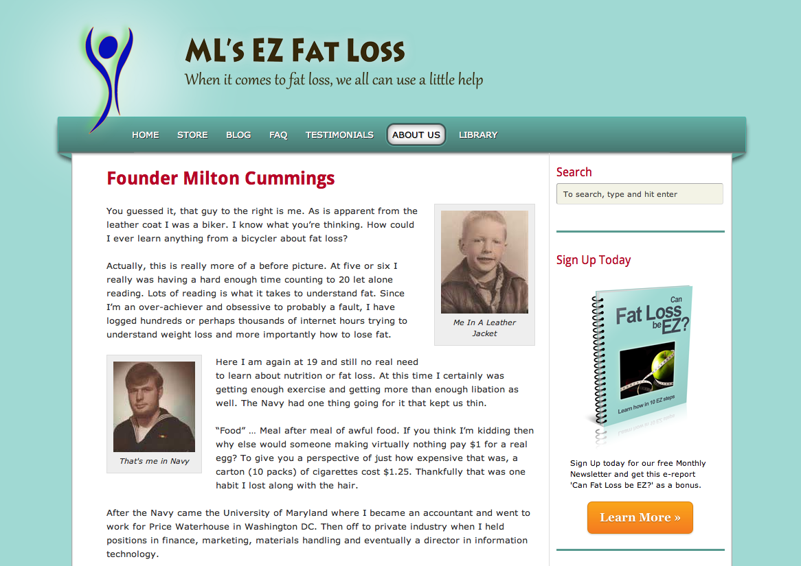 ML's EZ Fat Loss