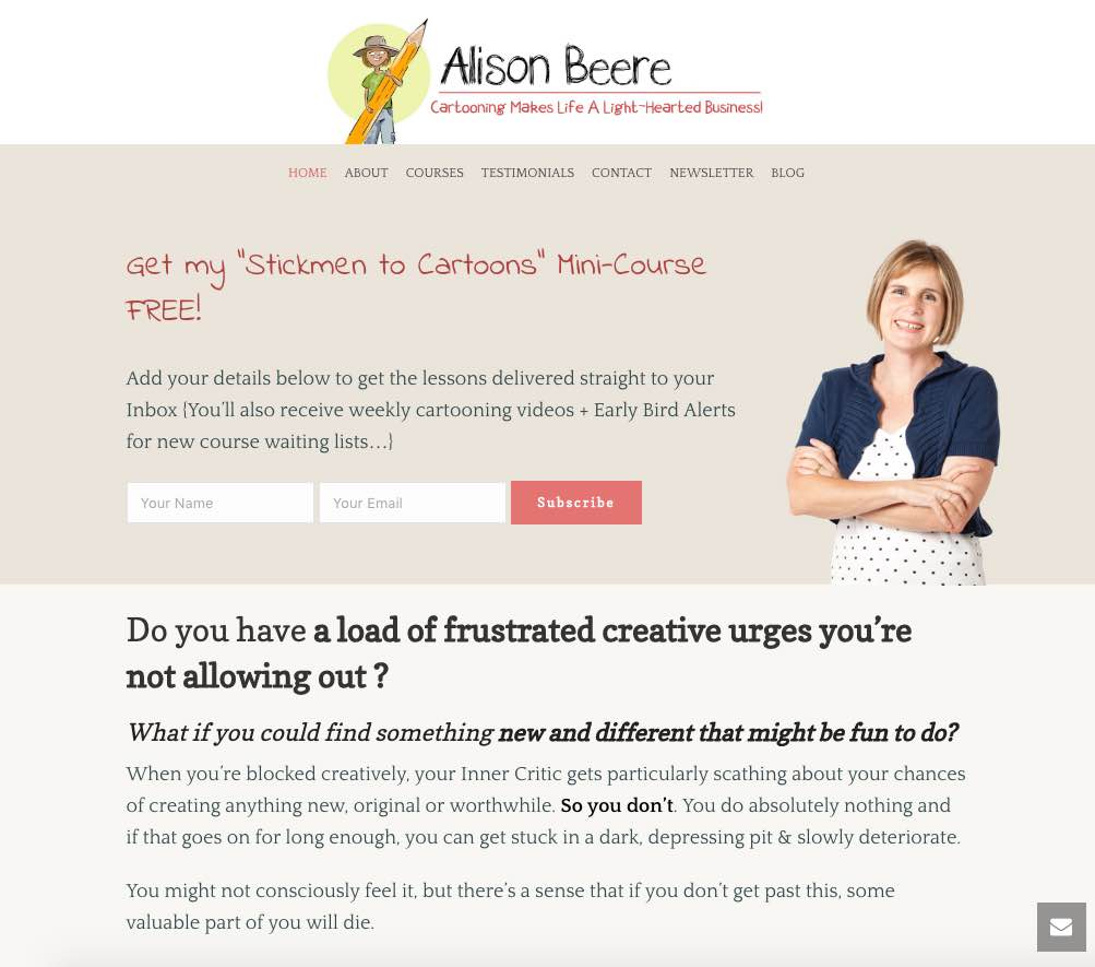 Alison Beere