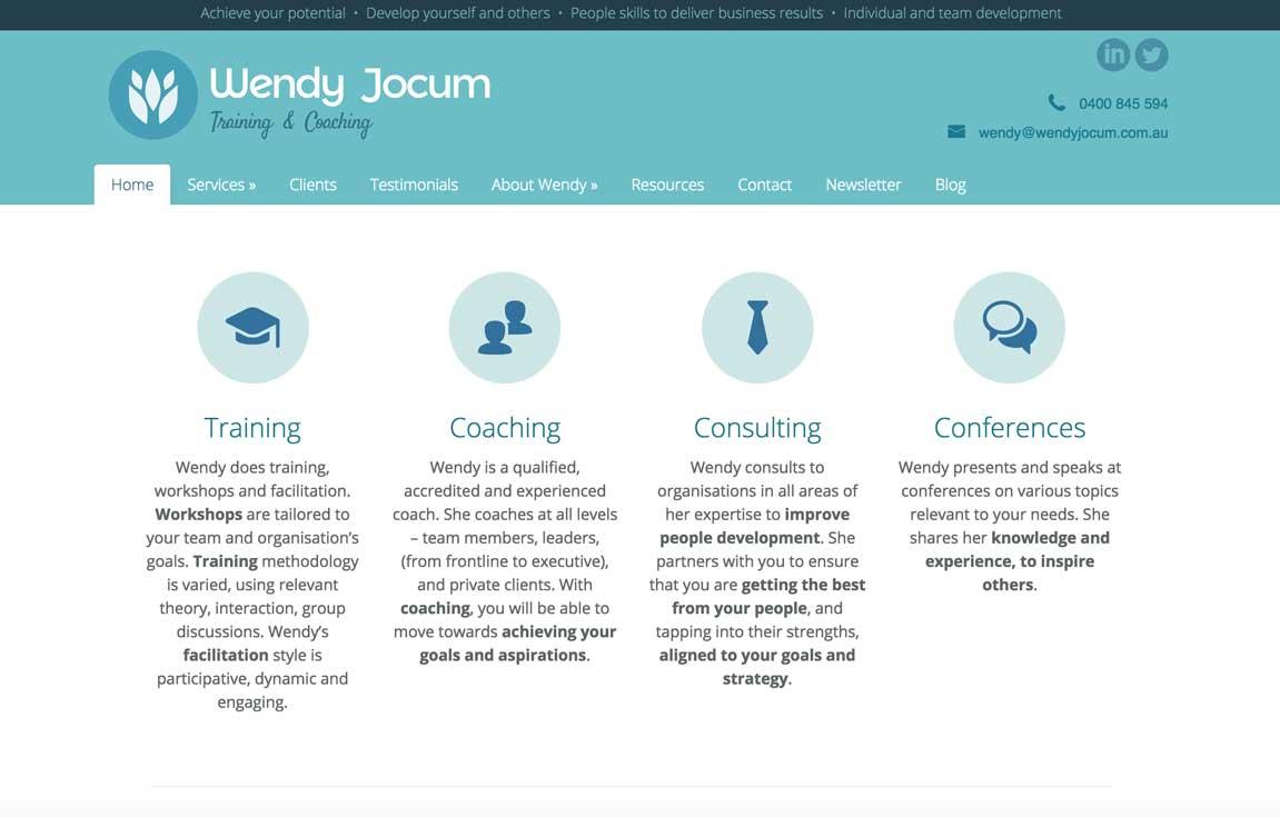 Wendy Jocum
