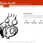 The Brain Audit - Community