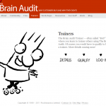 The Brain Audit - Trainers