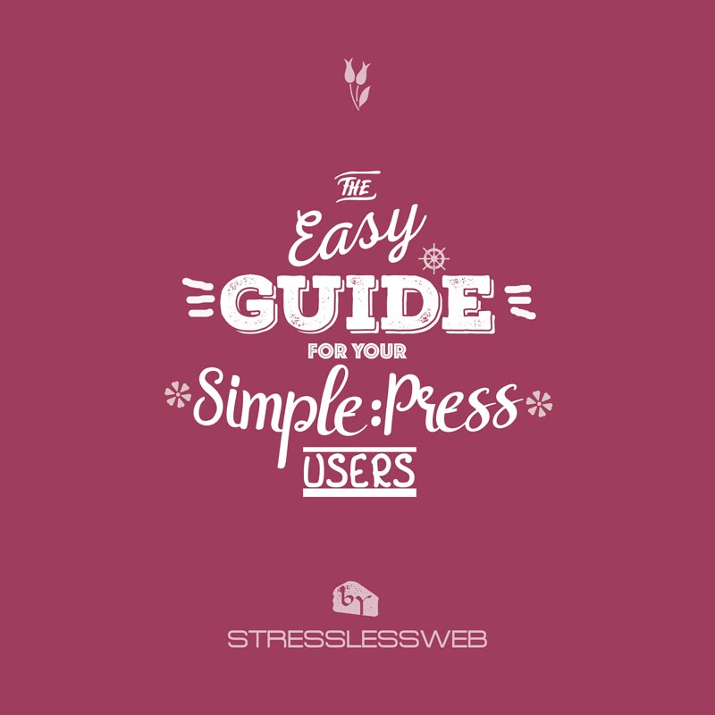 Simple:Press user guide