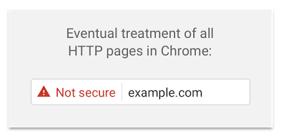 eventual chrome warning