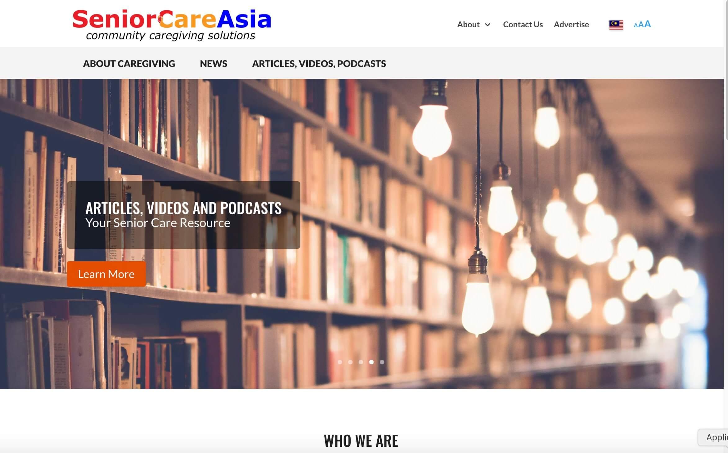 Senior Care Asia